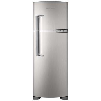 Refrigerador Frost Free Duplex Clean BRM39ER - 352 L - Inox