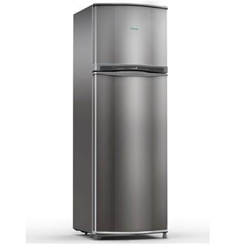 Refrigerador Frost Free Duplex CRM33ER 263L Inox