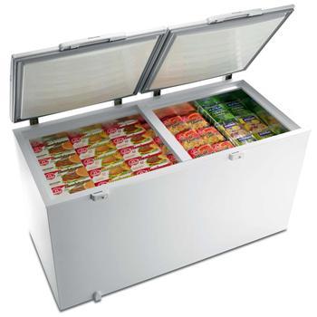 Freezer Horizontal H400 - 396L - Branco
