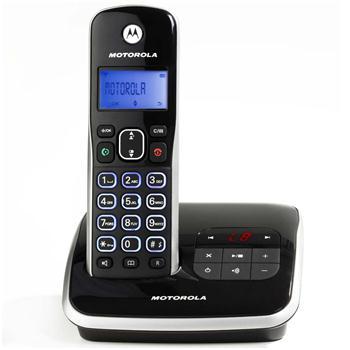 Telefone Digital sem Fio Dect 6.0 Auri 3500SE com Id. Chamadas, Viva-Voz, Secretária Eletrônica, Visor e Teclado Iluminado